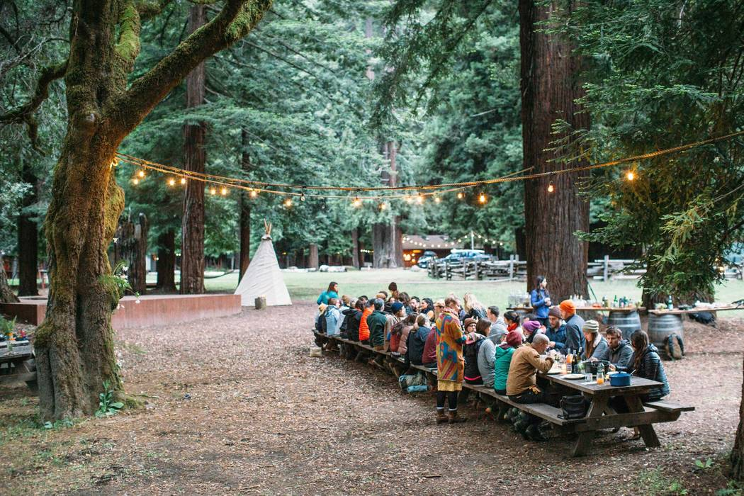 Monica Semergiu Camp Navarro hosts many events such as weddings and corporate retreats.