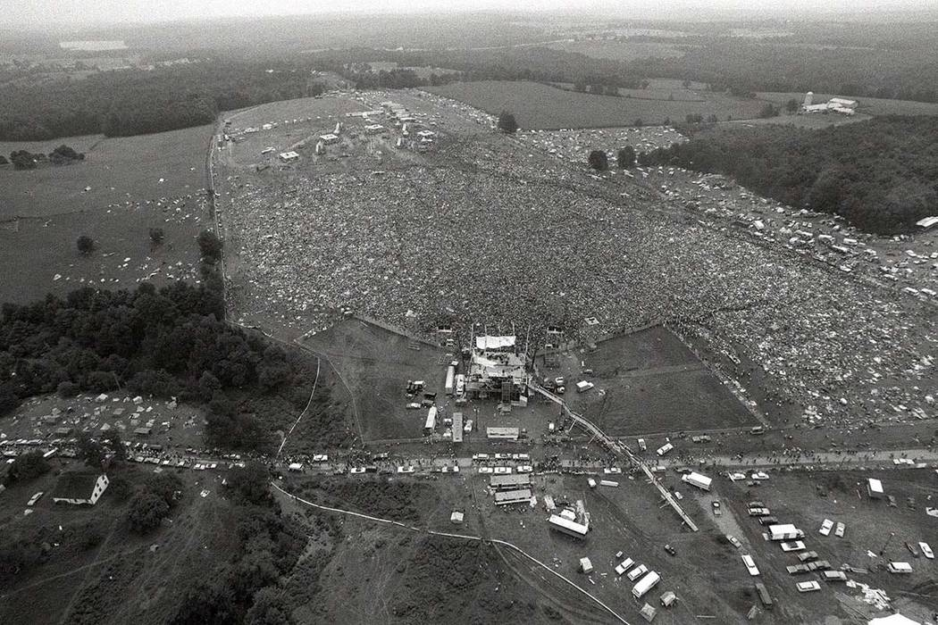 Woodstock site gets national historic recognition