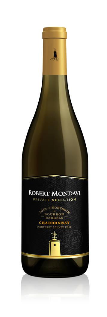 Robert Mondavi Robert Mondavi Chardonnay was aged in bourbon barrels.