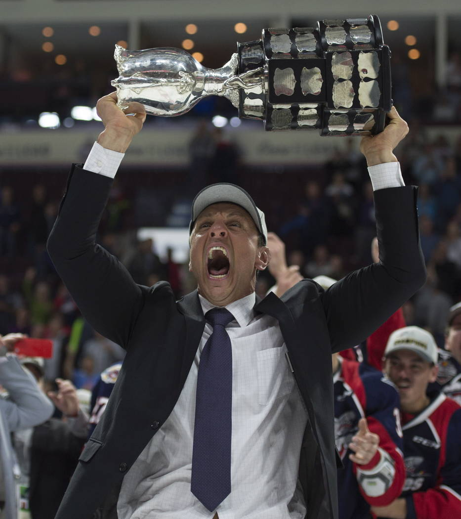 Coach Rocky Thompson Leaving Spits