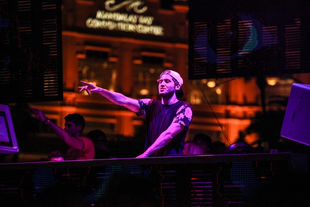 DJ Baauer.