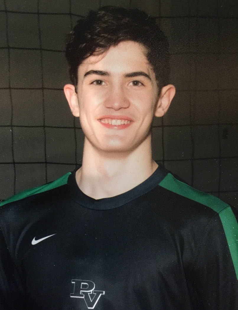 Scott Solan, Palo Verde: The sophomore opposite hitter finished with 210 kills, 56 aces and 61 blocks for the state champions.
