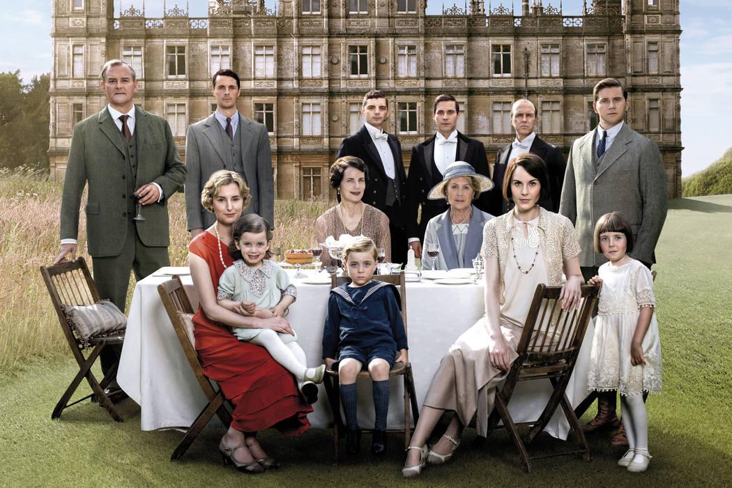 """Downton Abbey."" (Courtesy)"