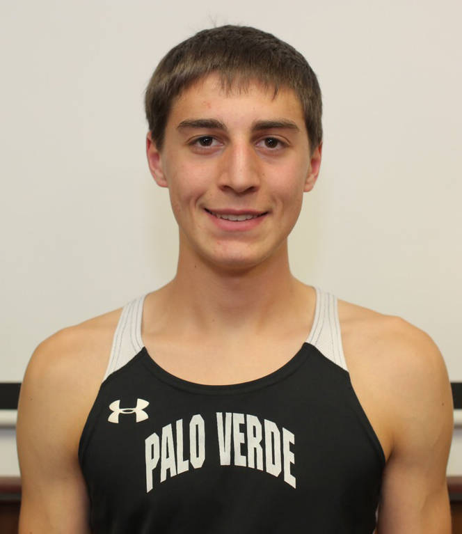 Daniel Ziems, Palo Verde: The senior finished second at the Class 4A state meet in the 3,200 and finished third at state in the 1,600. He was on the Panthers' 3,200 relay team that placed t ...