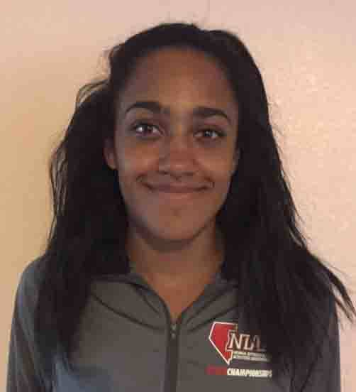 Jessica Ozoude, Spanish Springs: The senior posted times in the short-distance dashes at the Class 4A state meet that were the best in Nevada this season. She won state titles in the 100 (11.64) a ...