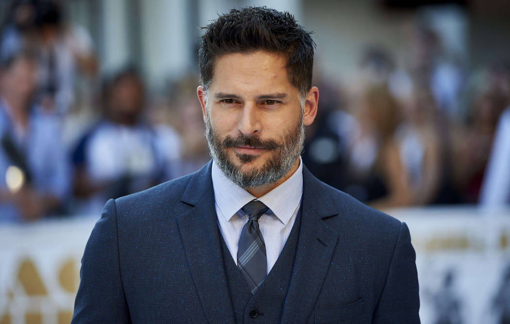 Joe Manganiello. (Courtesy)