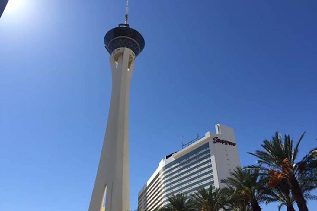 Stratosphere (Raven Jackson/Las Vegas Review-Journal)