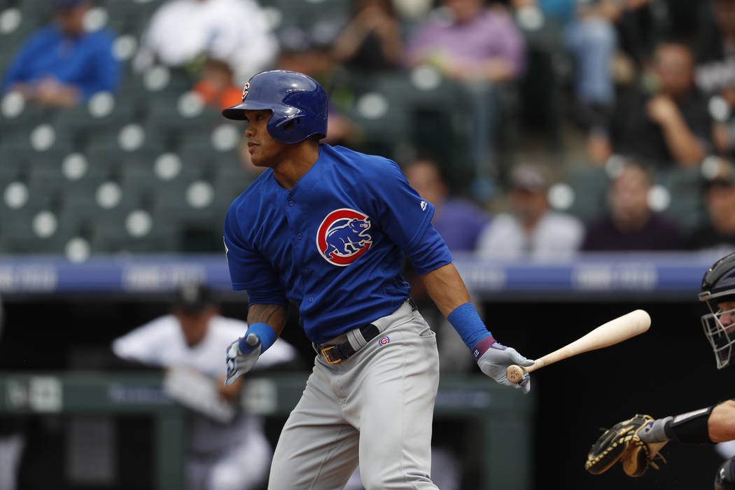 Addison Russell returns to Cubs following abuse allegation