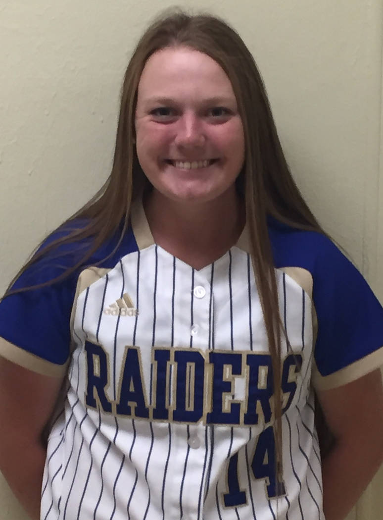 OF Jessica Sellers, Reed: The senior was the Offensive Player of the Year in the Northern Region, batting a team-leading .536 to go with 11 home runs and 36 RBIs and 11 stolen bases. Sellers has s ...