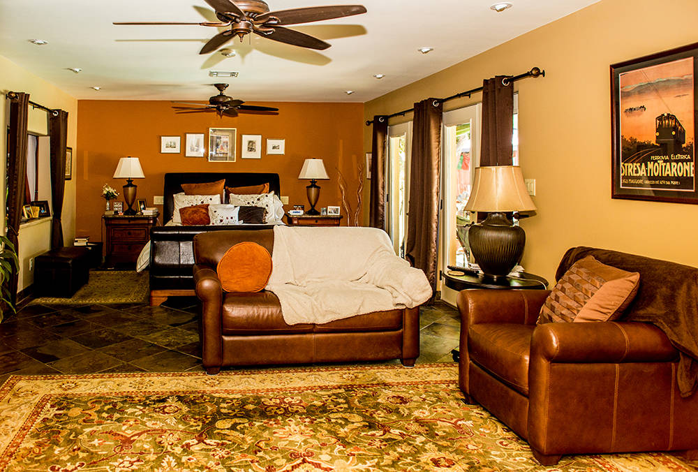 The master bedroom. (Tonya Harvey Real Estate Millions)