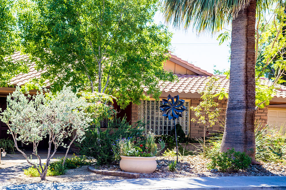 Clark County Commissioner Chris Giunchigliani and her late husband, Gary, purchased this 1964 home in Marycrest Estates in 2006 for $435,000. The market value has not totally recovered from the re ...