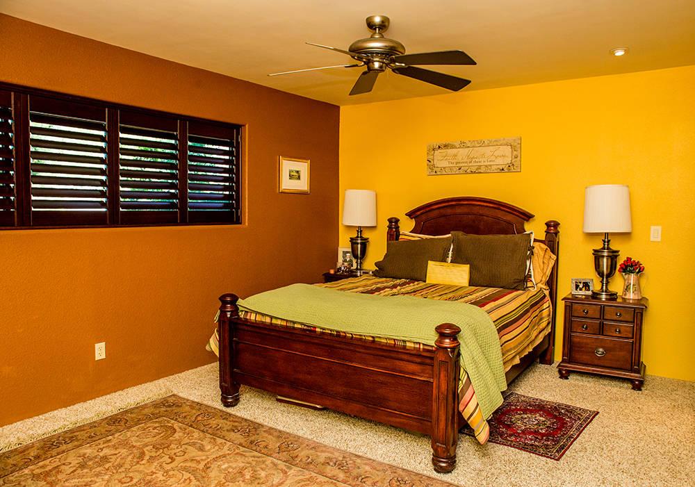 A guest bedroom. (Tonya Harvey Real Estate Millions)