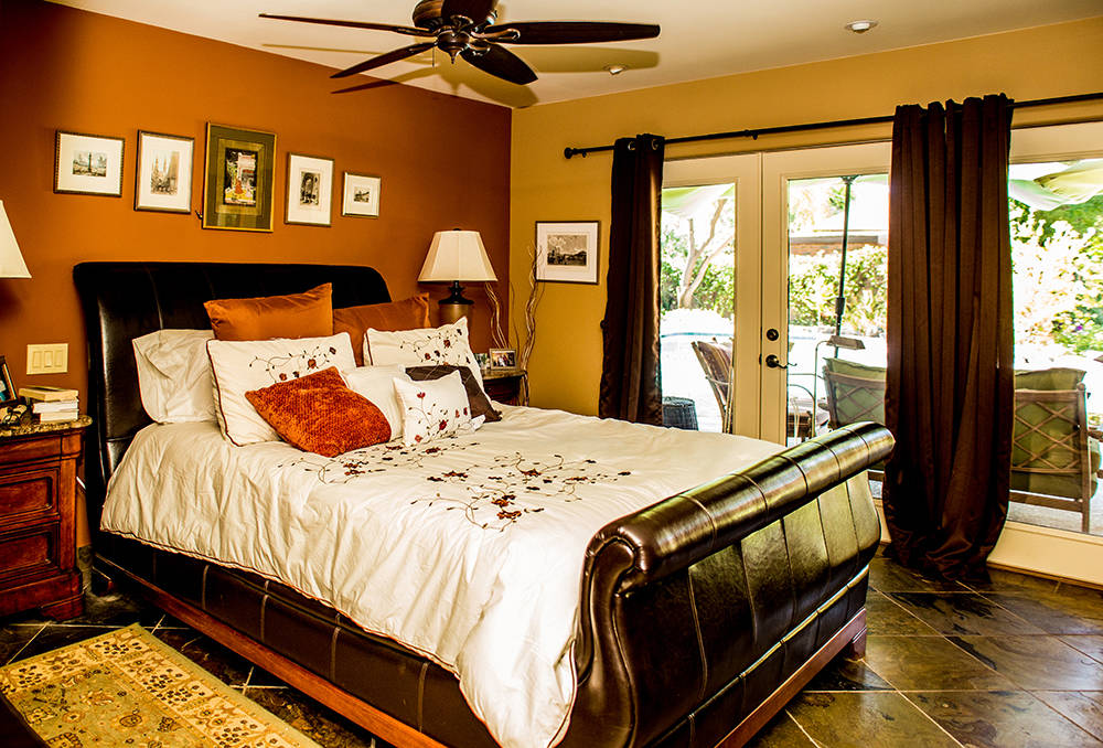 The master bedroom. (Tonya Harvey Real Estate Millions)