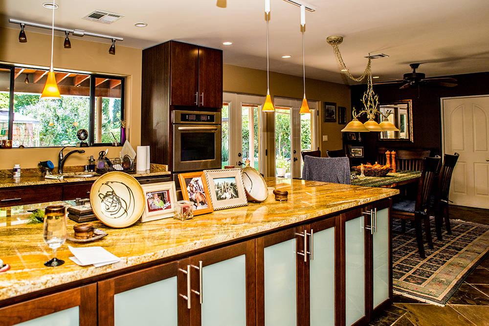 The kitchen. (Tonya Harvey Real Estate Millions)