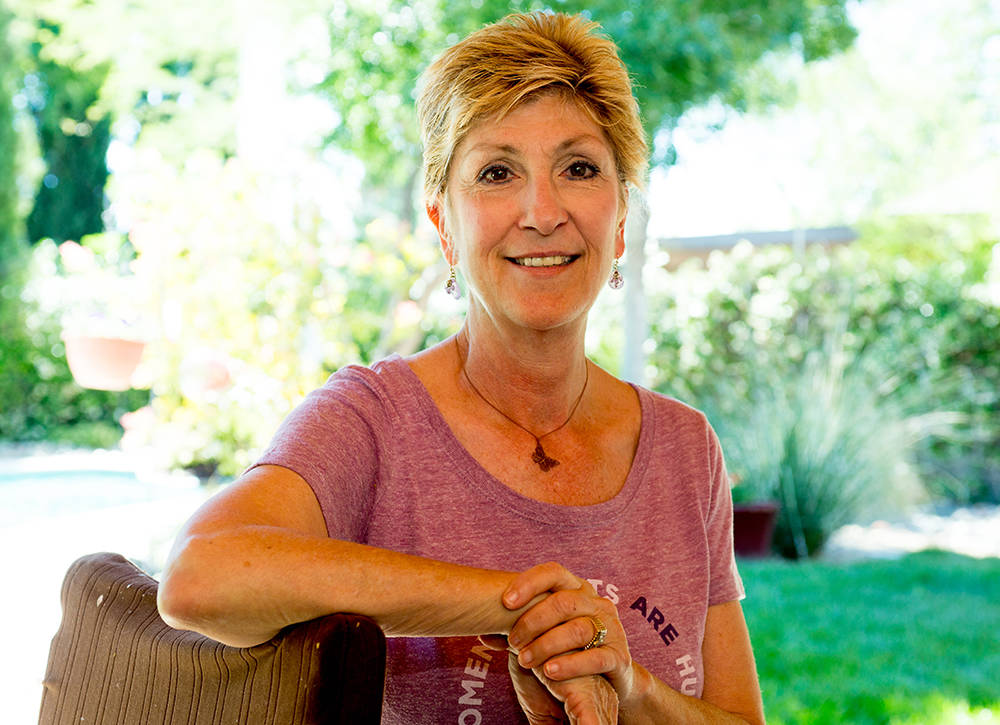Clark County Commissioner Chris Giunchigliani, (Tonya Harvey Real Estate Millions)