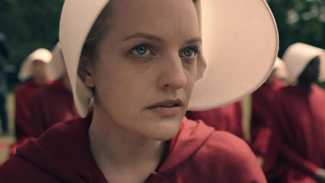 "Elisabeth Moss stars in Hulu's ""The Handmmaid's Tale."" (Hulu)"