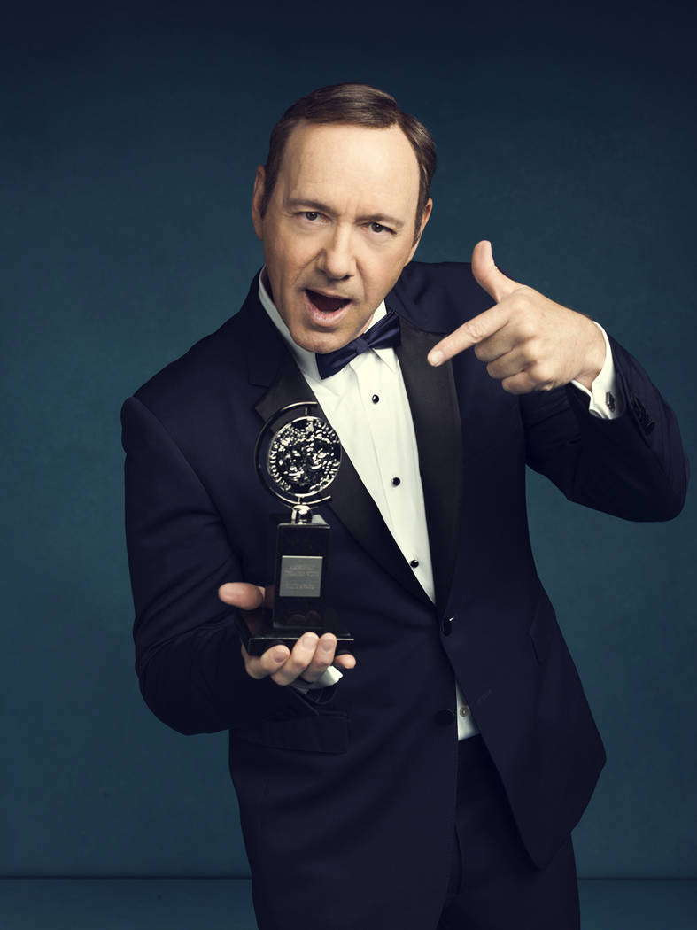 Oscar, Golden Globe and Tony Award-winning actor Kevin Spacey will host THE 71st ANNUAL TONY® AWARDS, live from the historic Radio City Music Hall in New York City, Sunday,  ...