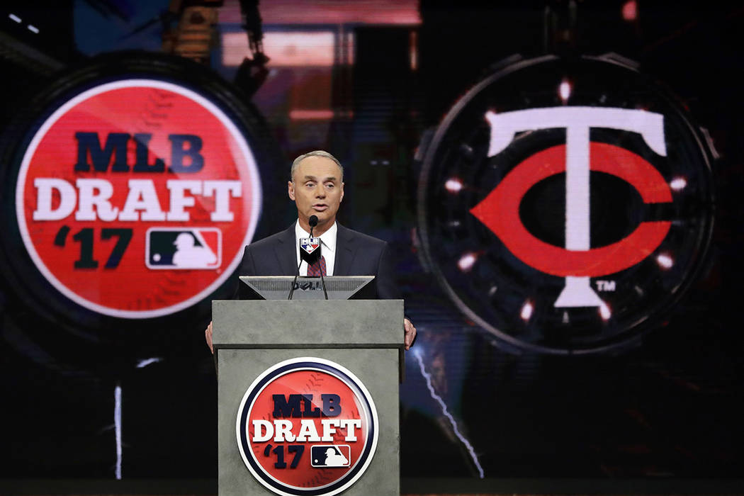 No locals taken on first day of Major League Baseball draft