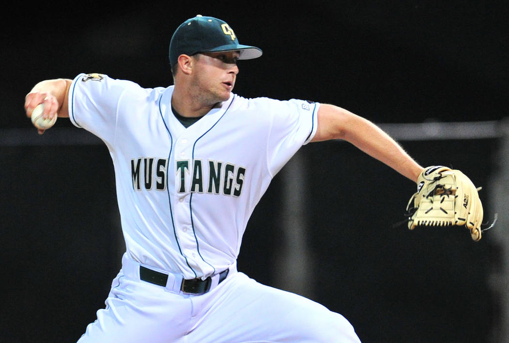 Cal Poly (Calif.) right-hander Erich Uelmen, a Faith Lutheran graduate, was selected by the Chicago Cubs in the fourth round and 135th overall in the Major League Baseball draft on Tuesday, June 1 ...