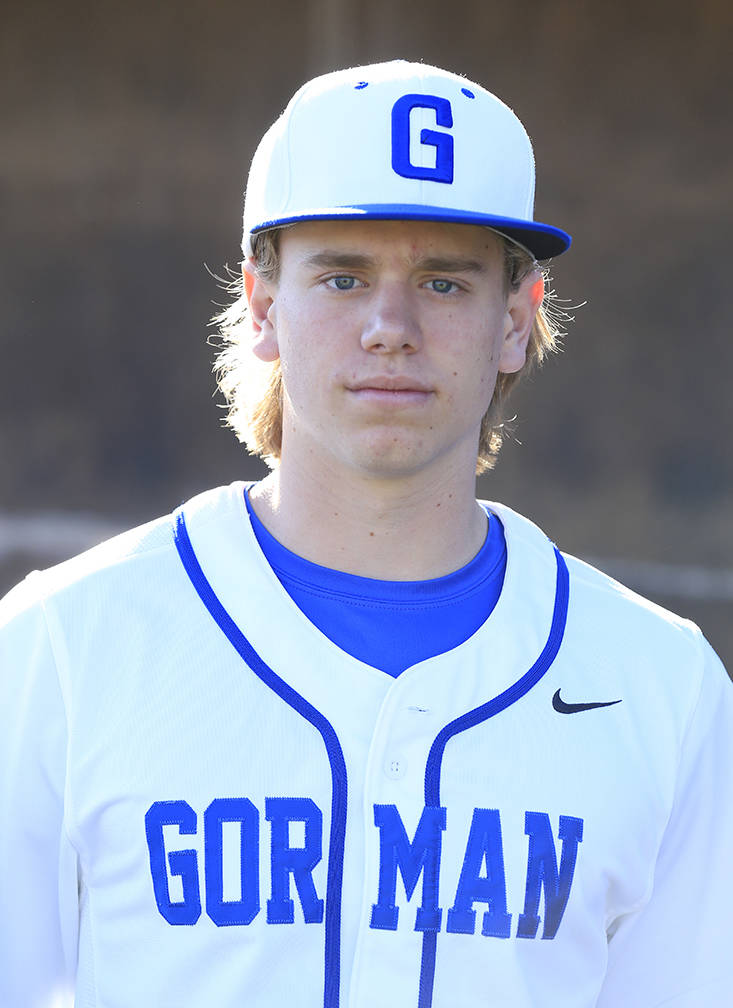 P Jarrod Billig, Bishop Gorman: The senior left-hander went 7-2 with a save and a 2.15 ERA. He struck out 59 in 55 1/3 innings. Billig made the Class 4A All-Southern Nevada first team. He has sign ...