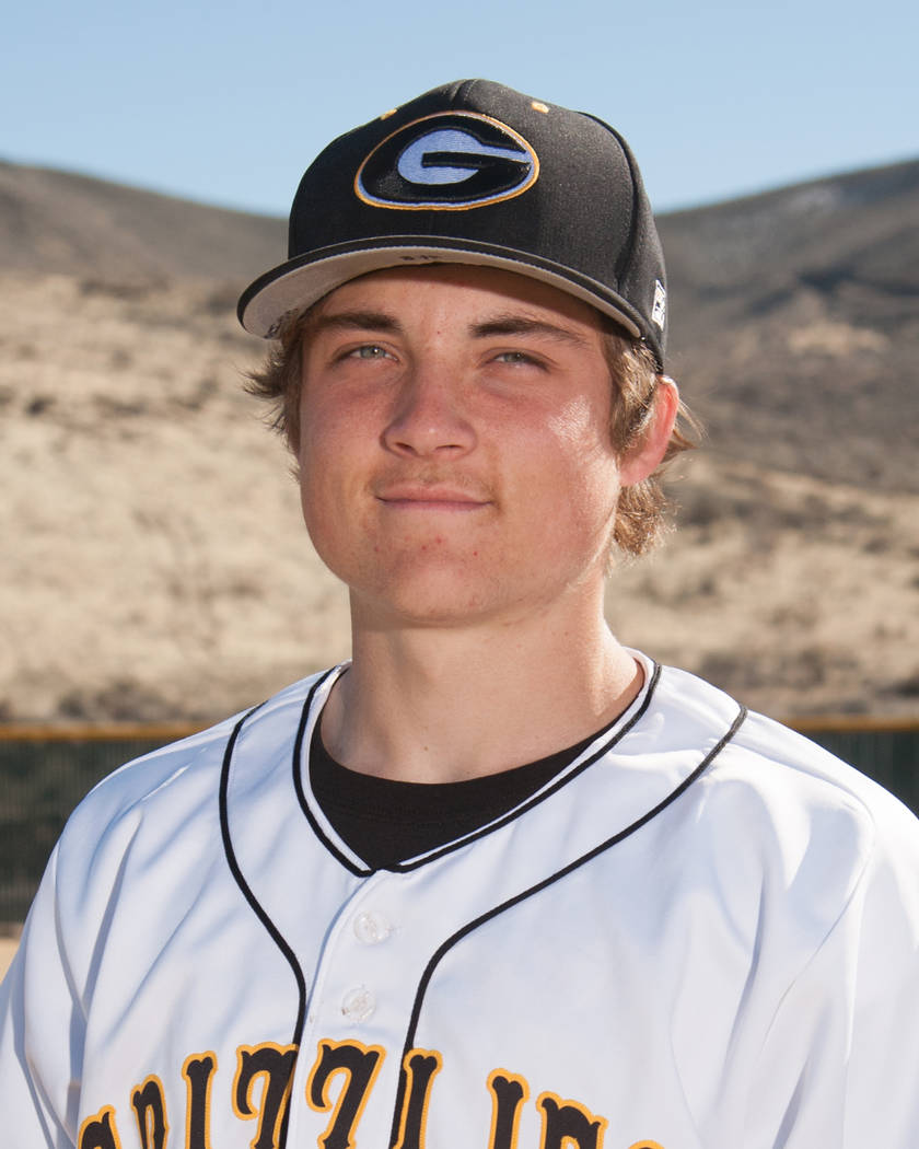 IF Tom Lichty, Galena: The senior second baseman was the Class 4A Northern Nevada Offensive Player of the Year. He hit .478 with 22 doubles, four triples, eight homers and 44 RBIs. Lichty scored 4 ...