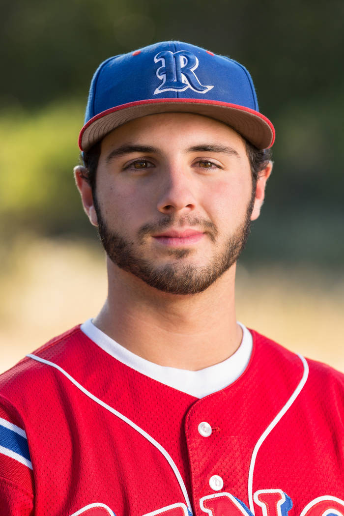 P Austin Whan, Reno: The senior right-hander went 6-0 with a 0.96 ERA. Whan held opponents to a .201 batting average in earning first-team All-Northern Nevada honors.