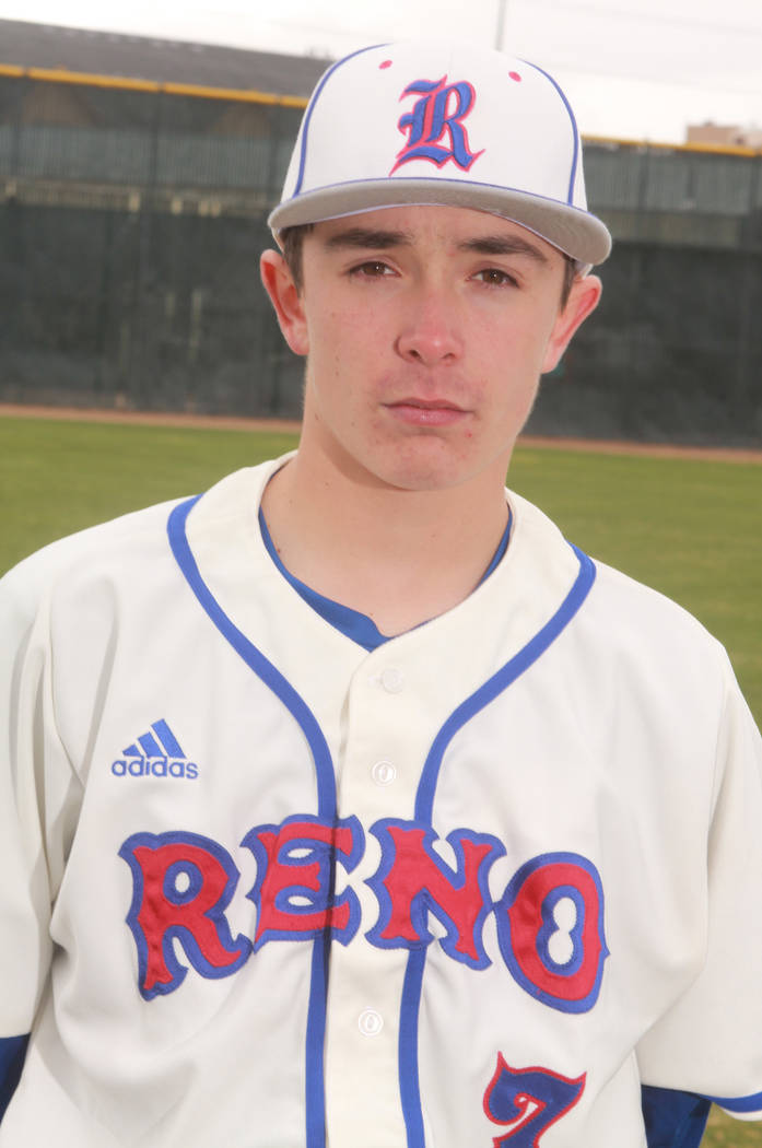 UT Christian Chamberlain, Reno: The Oregon State signee was the Class 4A Northern Nevada Player of the Year. He went 9-1 with a 1.06 ERA and 130 strikeouts in 59 innings, allowing 25 hits and 12 w ...