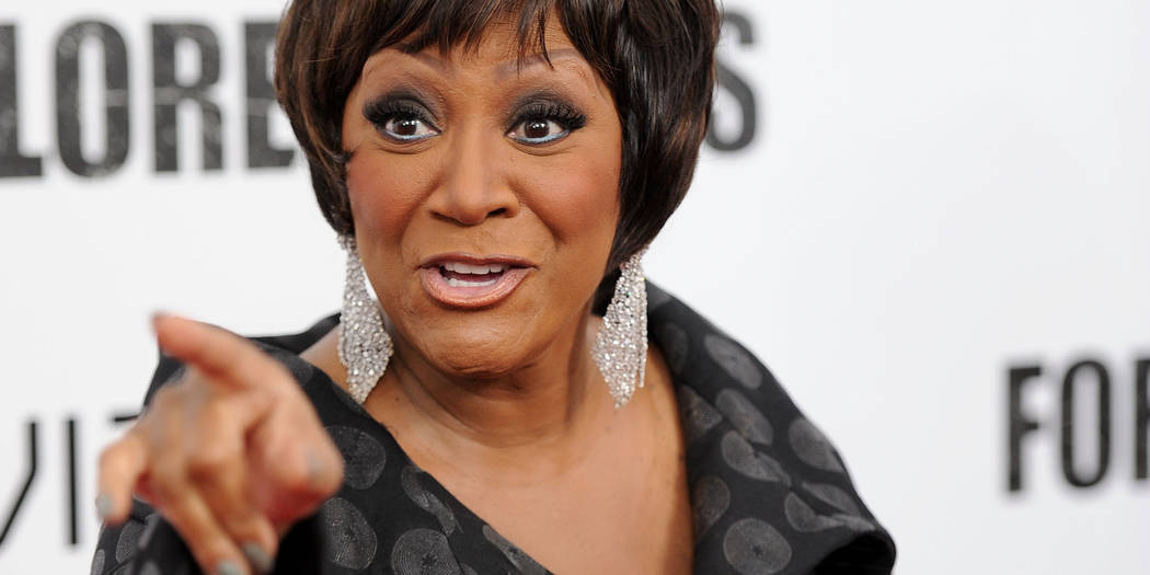"""Singer Patti LaBelle attends the premiere of """"For Colored Girls"""" at Ziegfeld Theater on Oct. 25, 2010, in New York City. (Stephen Lovekin/Getty Images)"""
