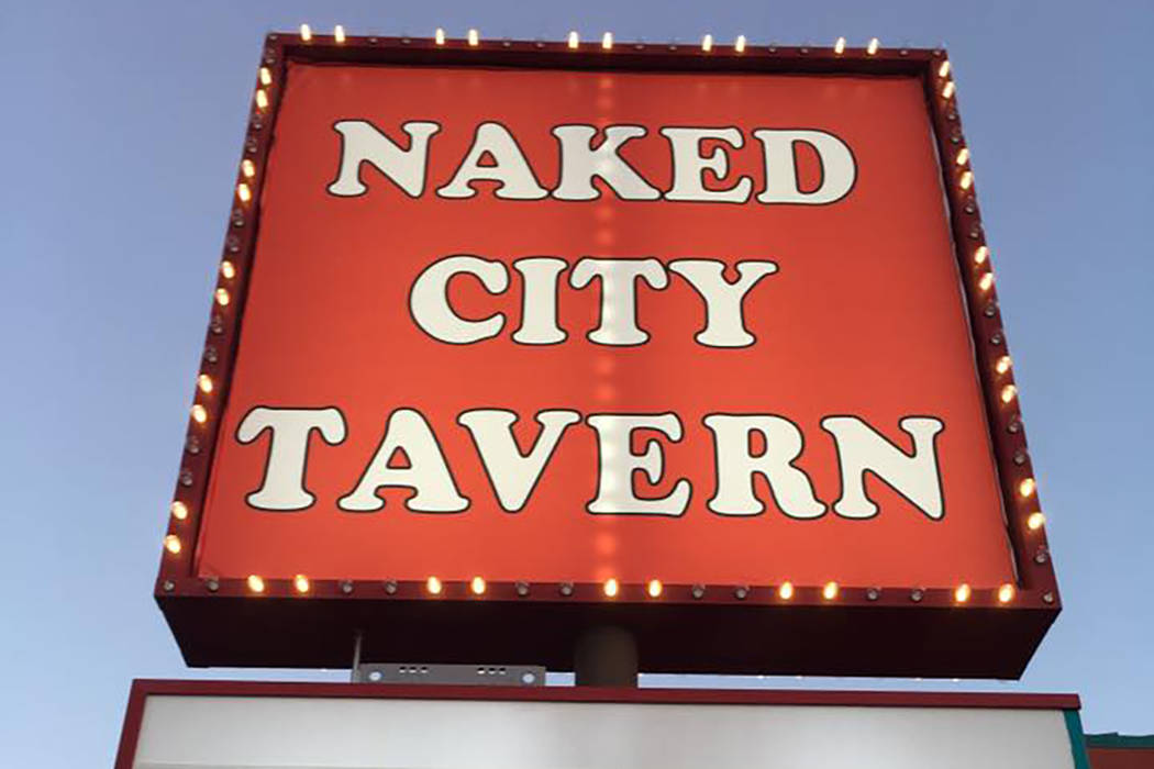 Naked City Tavern opened last year on Pecos Road near Sunset Park. Facebook