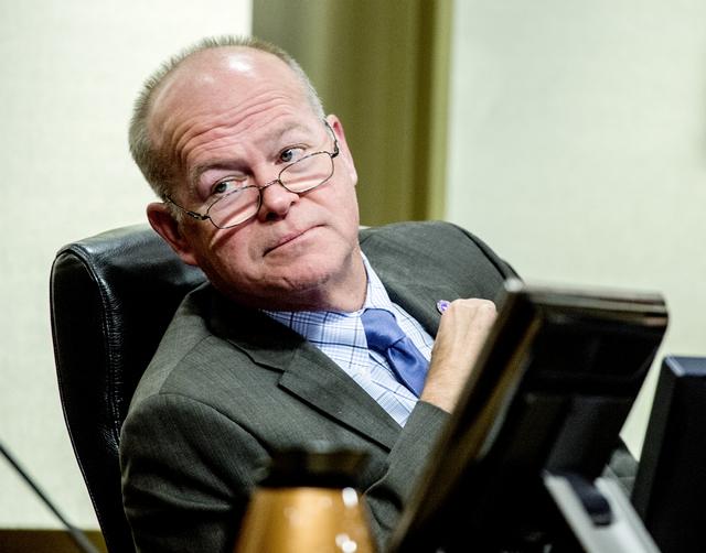 Las Vegas Councilman Bob Beers. Jeff Scheid/Las Vegas Review-Journal Follow @jeffscheid