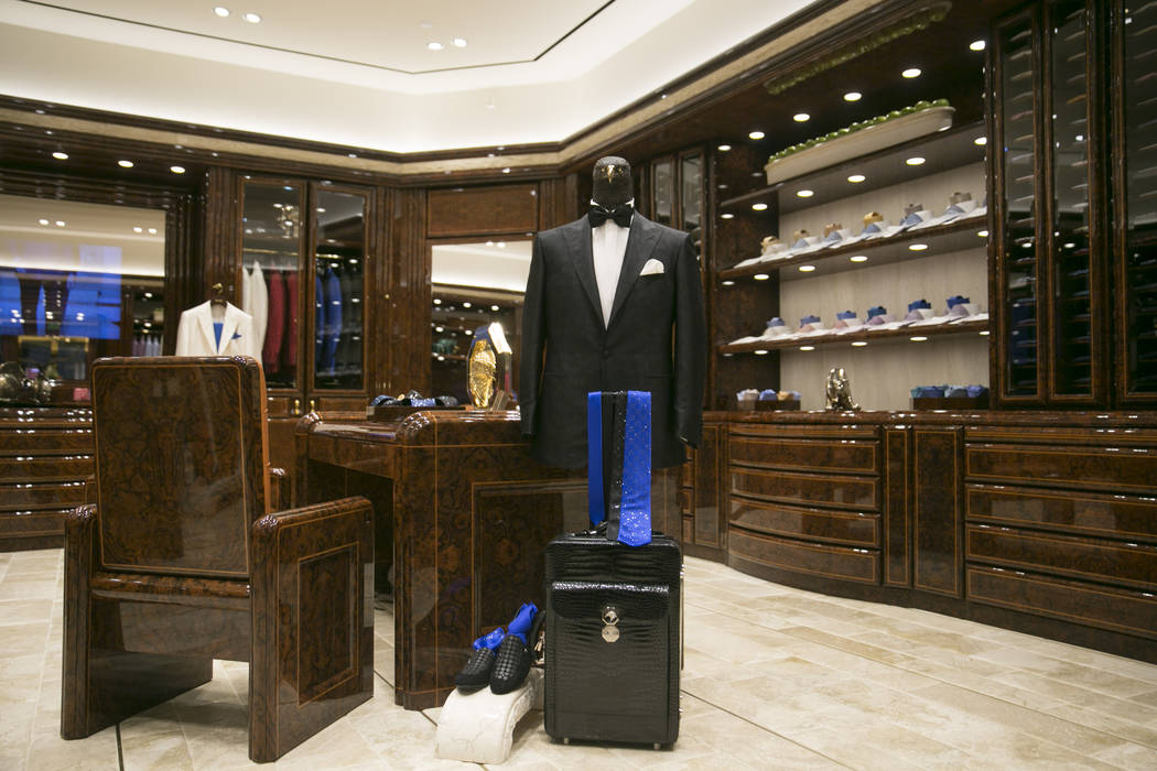 Want to shop in secret? A select few can do that on the Las Vegas