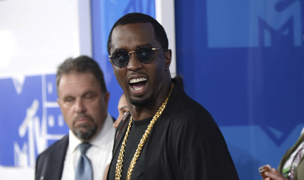 "Sean ""Diddy"" Combs arrives at the MTV Video Music Awards at Madison Square Garden in New York, Aug. 28, 2016. On June 12, 2017, Forbes named Combs the top earner its list of the 100 highest paid c ..."