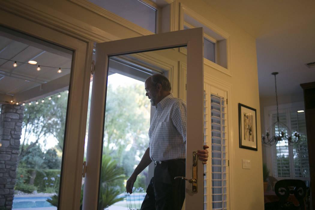 Henderson City Council incumbent John Marz at his home in Henderson on election night on Tuesday, June 13, 2017. Gabriella Angotti-Jones Gabriella Angotti-Jones Las Vegas Review-Journal @gabriella ...