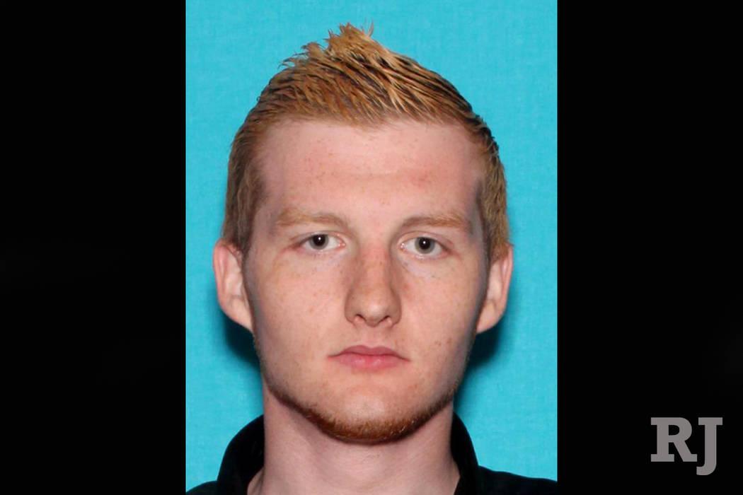 Zachary Drey (Las Vegas Metropolitan Police Department)