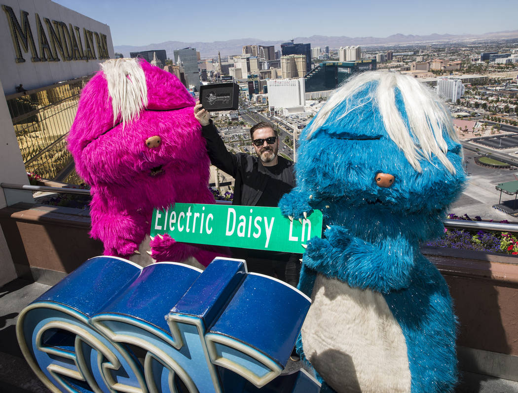 Medical calls top 1000 at Electric Daisy Carnival in Vegas