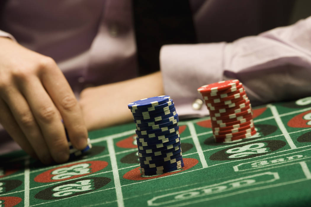 Gross gaming revenue in Clark County has risen 4.6 percent through April with downtown Las Vegas surging 19 percent. (Thinkstock)