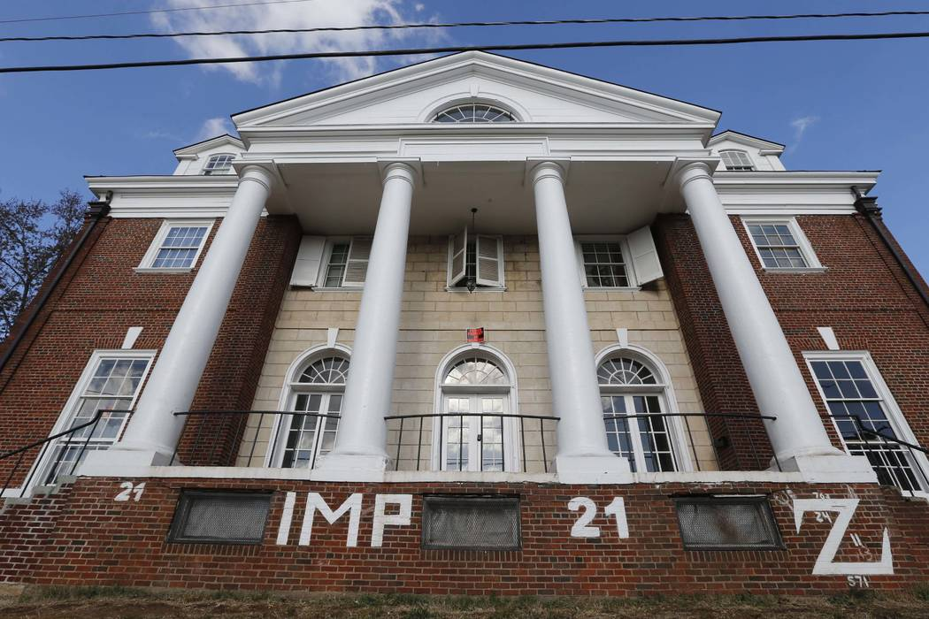 Rolling Stone magazine to pay $1.65M to Virginia fraternity