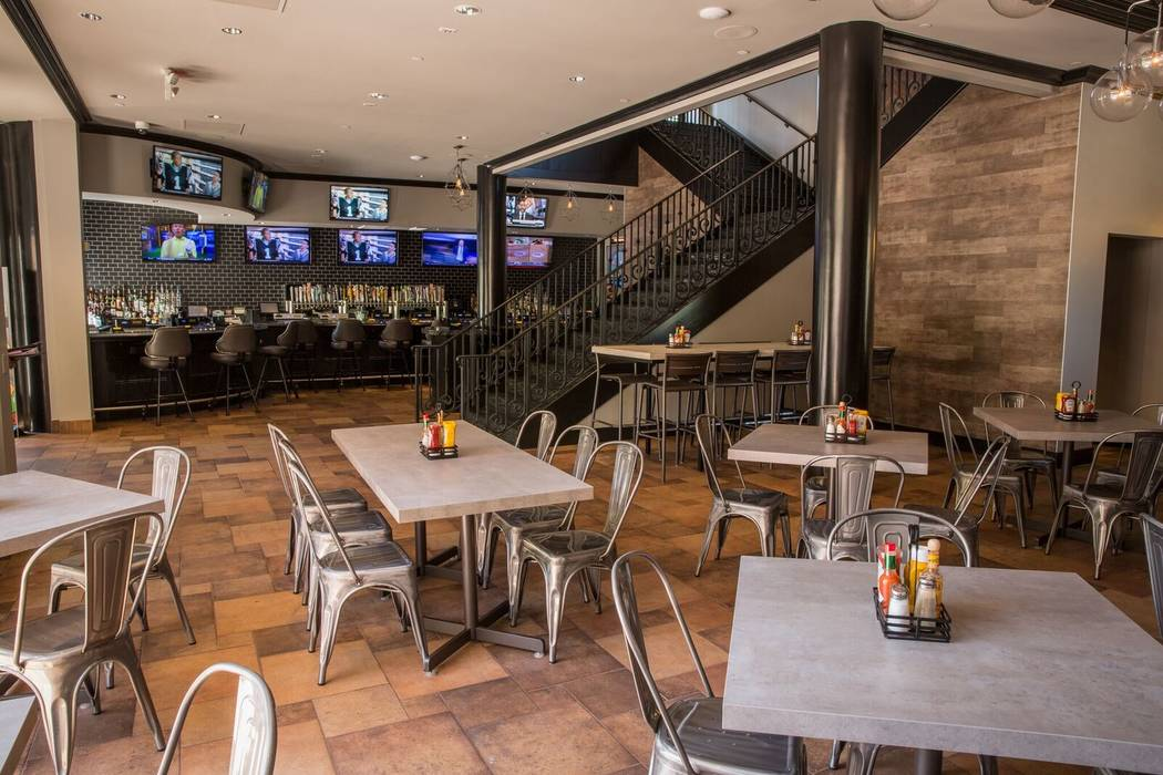 All guests must be 21 and over to enter the two-story tavern owned by former Golden Entertainment executive Sam Tibolt. (Jon Littleton/Proof Tavern)