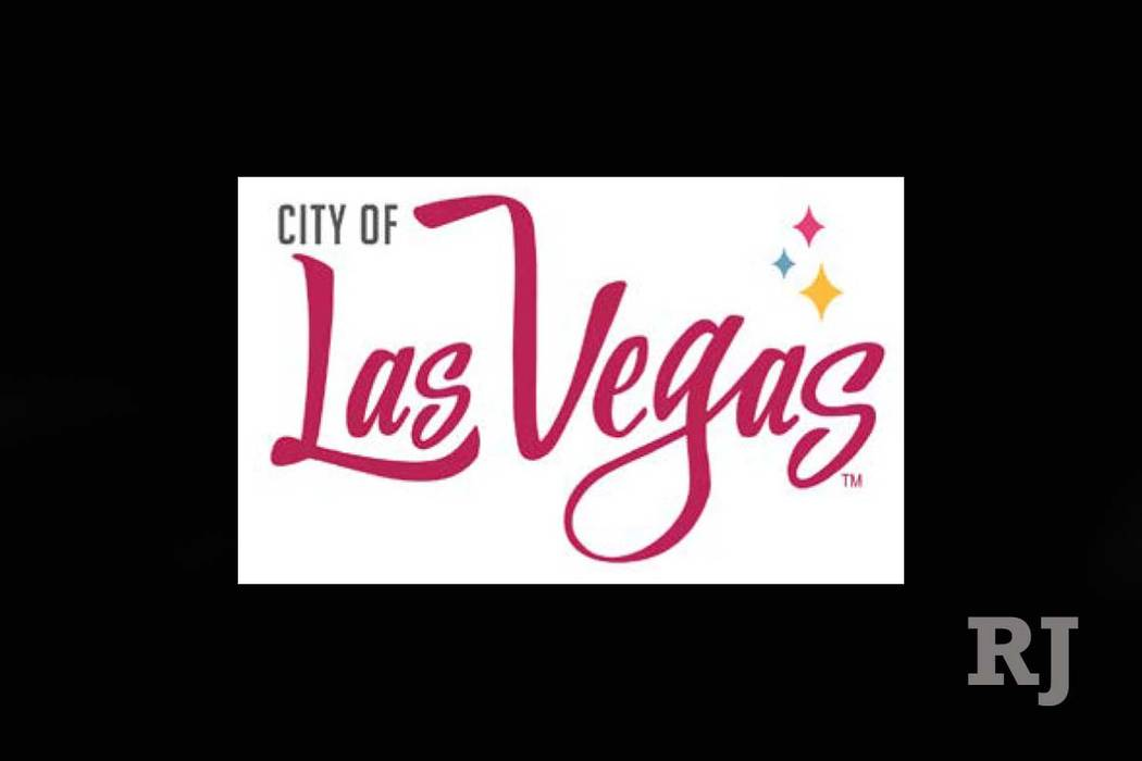 The city of Las  Vegas is launching a new online store Tuesday at vegasstore.vegas, where merchandise with the city's magenta logo will go on sale. (City of Las Vegas)