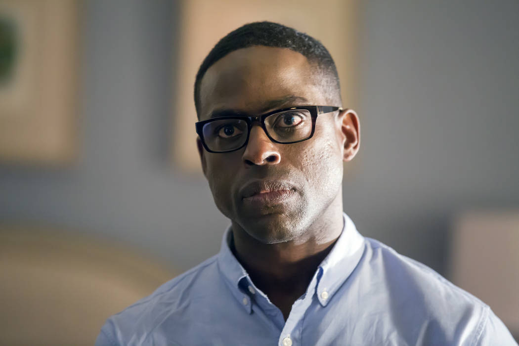 "Sterling K. Brown as Randall on ""This Is Us."" Ron Batzdorff NBC"