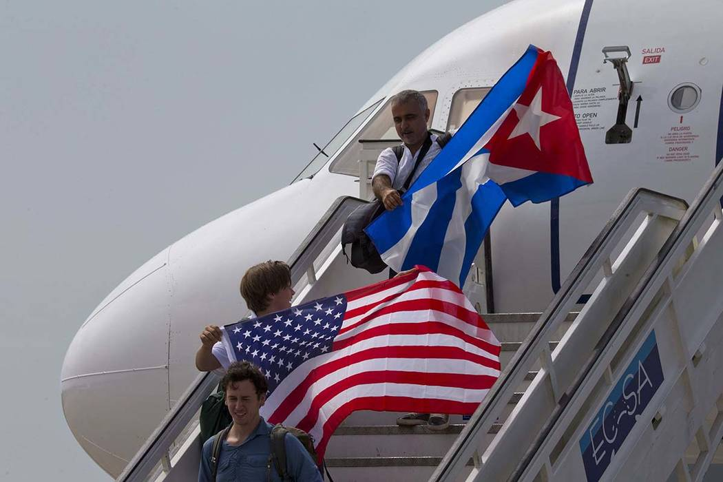 President Donald Trump is expected to announce a reversal on the U.S.-Cuba policy on Friday, June 16, 2017, Cubans are bracing for the worst. Across the island, people of all ages, professions and ...
