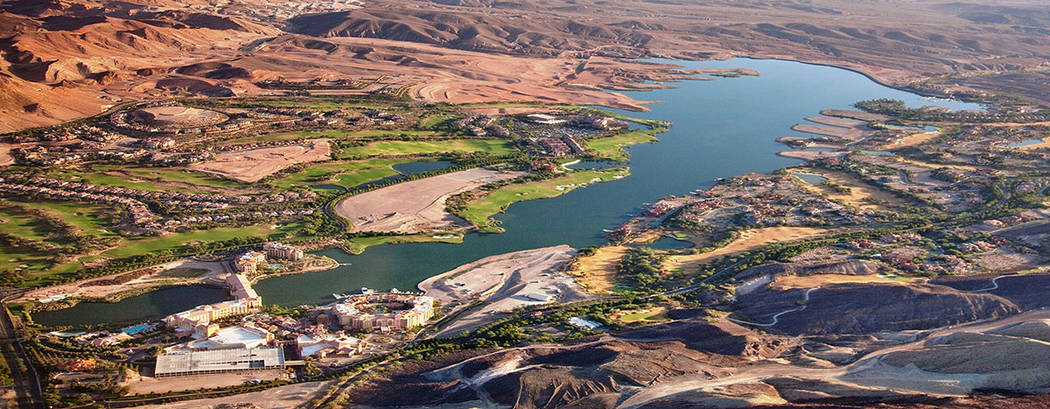 """""""The developers, in my mind, have repositioned the market at Lake Las Vegas,"""" said Robyn Yates of Windermere Prestige Properties, who has had an office at Lake Las Vegas for 10 years."""