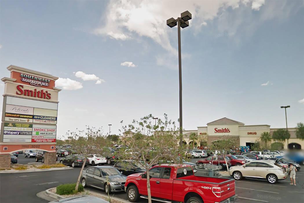 Smith's at 8050 S. Rainbow Blvd. (Google Street View)