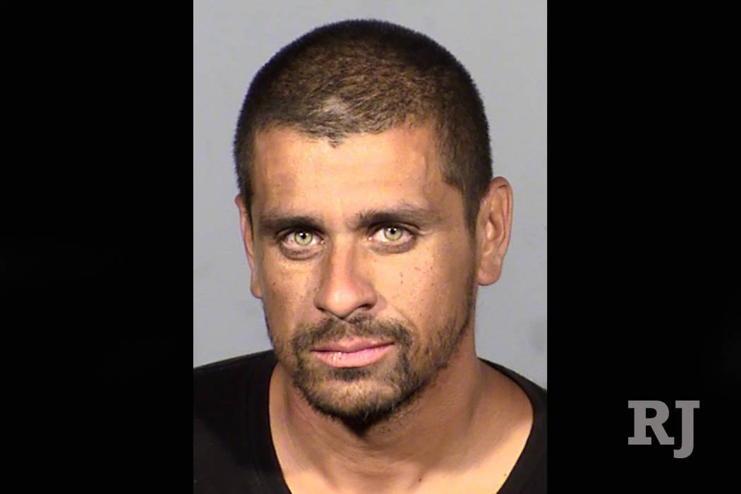 Fabian Acuna (Las Vegas Metropolitan Police Department)