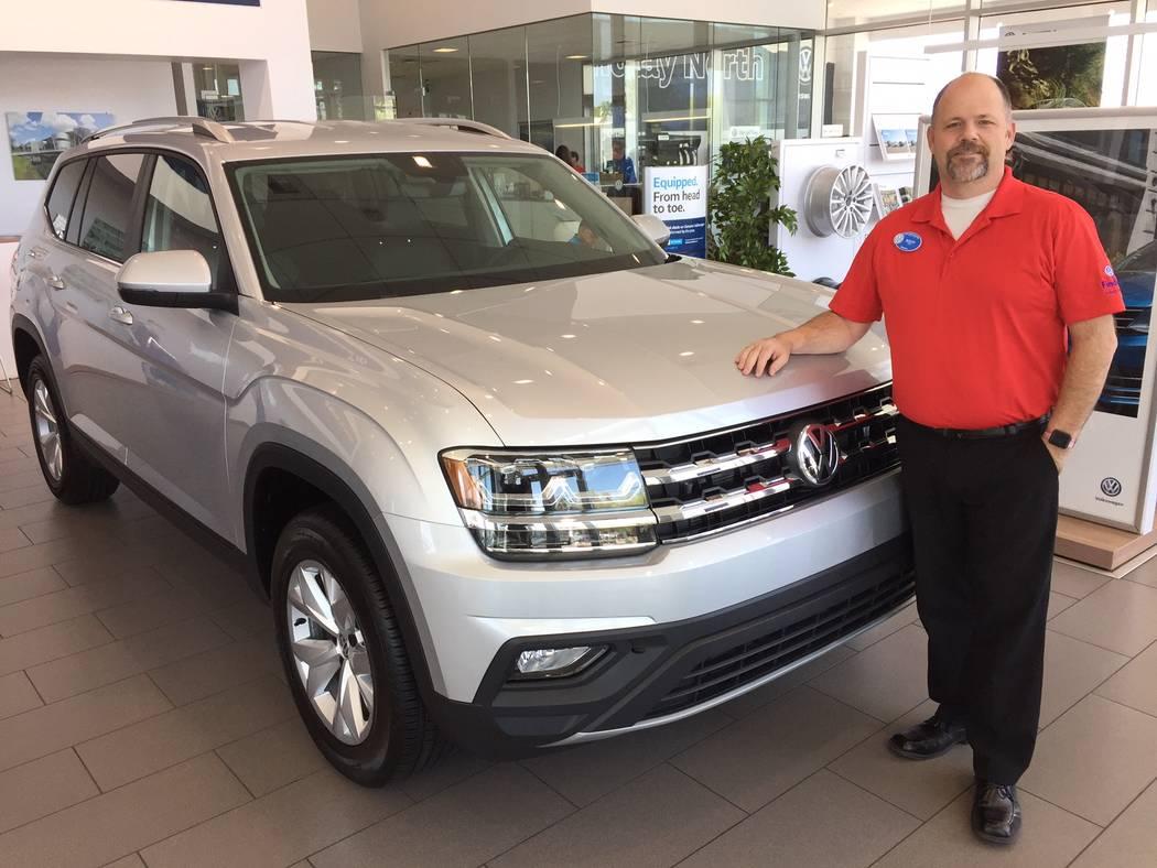 Findlay North Volkswagen Introduces New Models Las Vegas