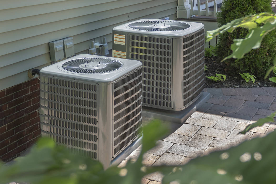 Owners and managers of air conditioning companies agree summer is the busiest time of the year when machines are overworking to keep the desert heat at bay. (Thinkstock)