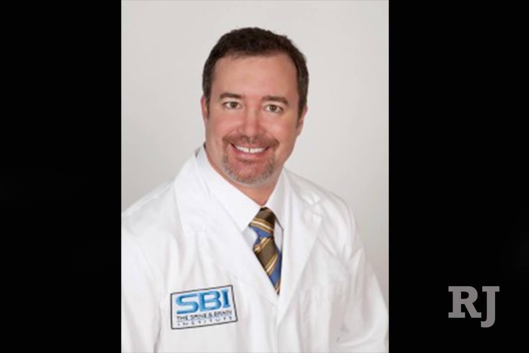 Dr. Derek Duke (The Spine and Brain Institute)