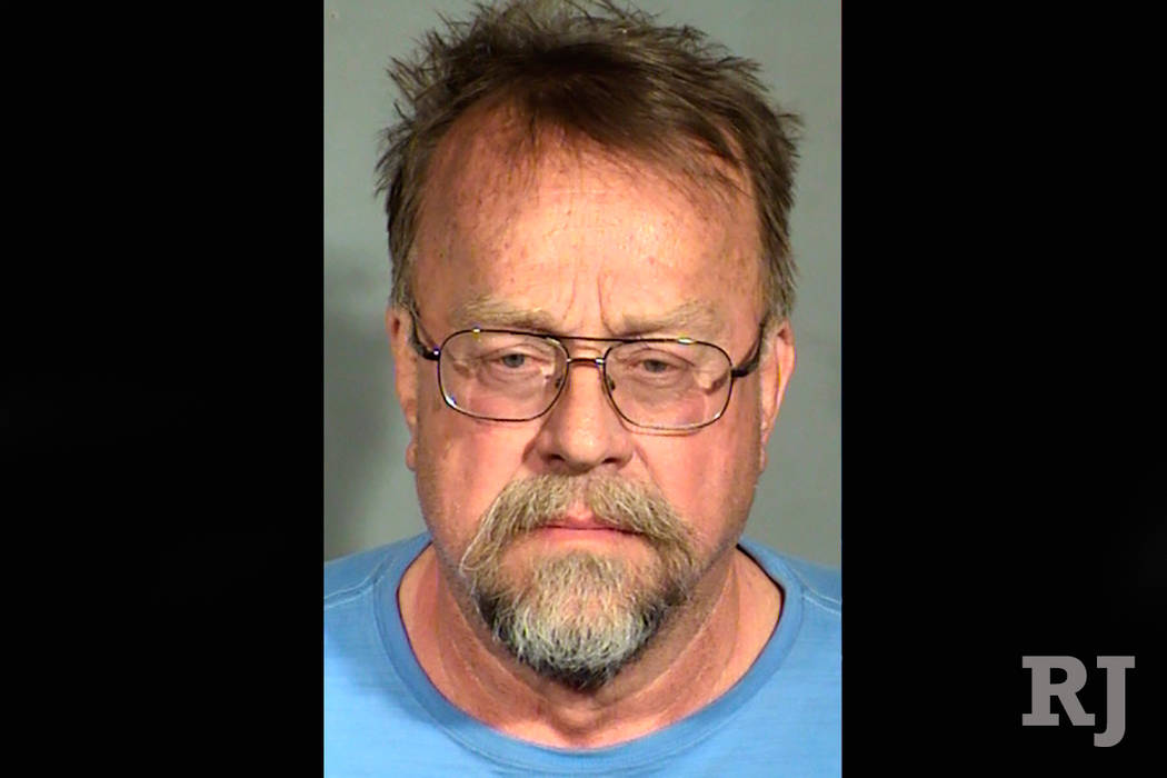 Randall Minyard (Las Vegas Metropolitan Police Department)