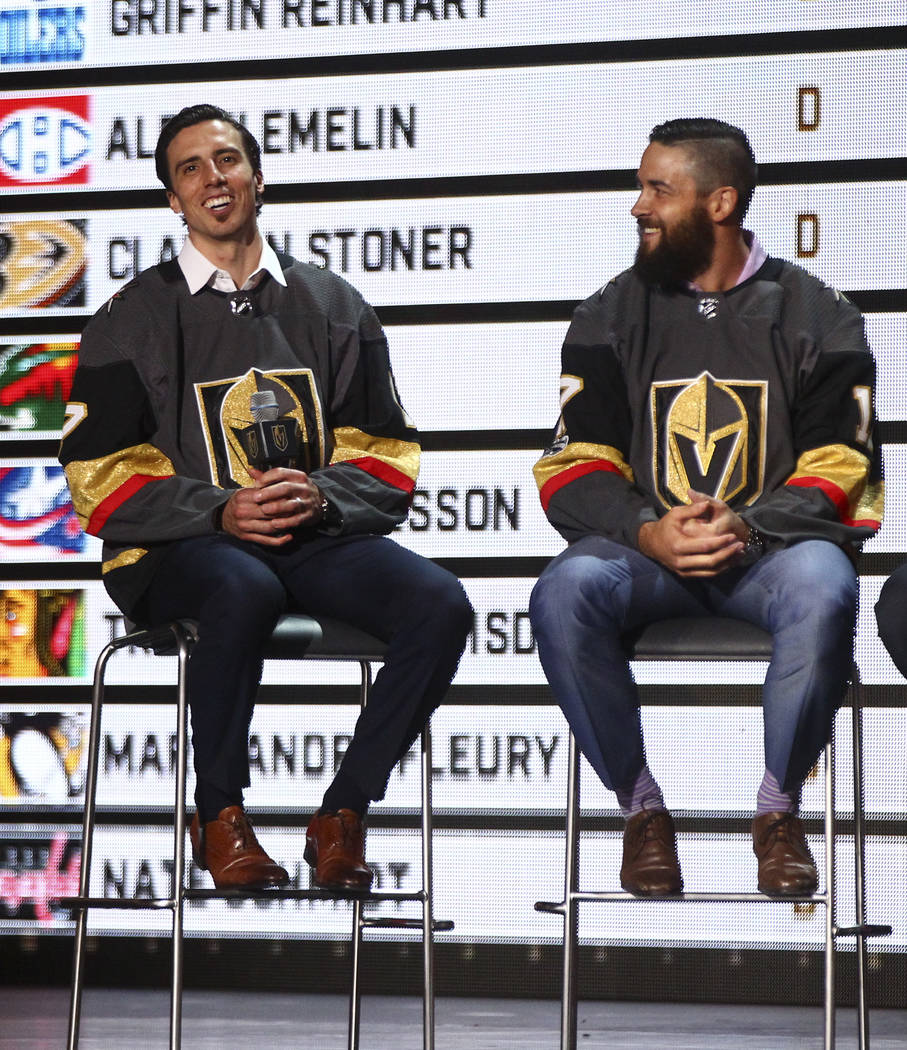 check out 107dd 82cd3 Golden Knights get face of franchise in Marc-Andre Fleury ...