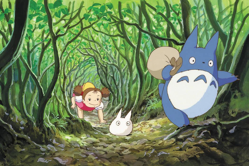 "Hayao Miyazaki's ""My Neighbor Totoro"" kicks off Studio Ghibli Fest 2017 on Sunday and Monday. (Studio Ghibli)"